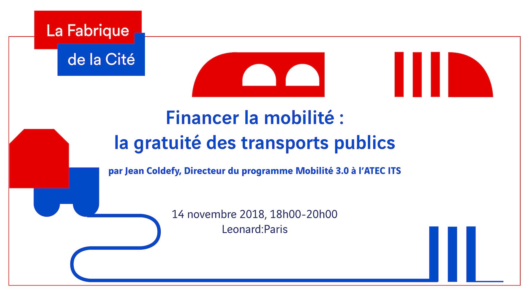 Financer la mobilité : la gratuité des transports publics